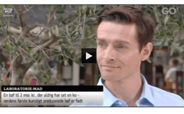 Go' Aften Danmark, Tv2 - kunstigt kød, billeder, 6. aug. 2013 (5)