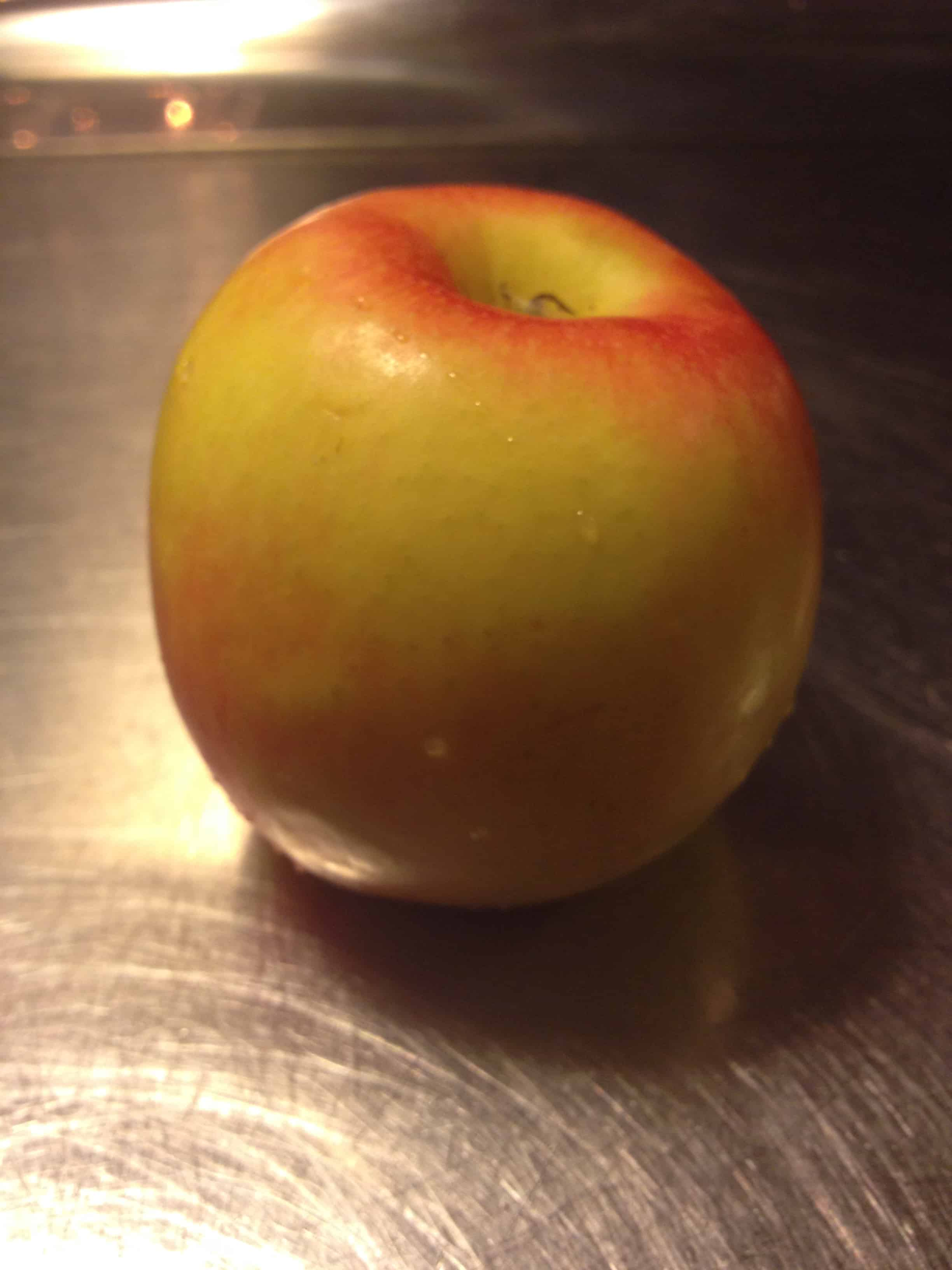 røde gode æbler