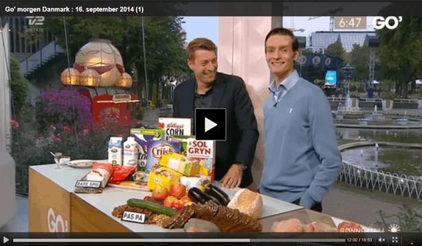Go' Morgen Danmark, gammel mad, 16 sep 2014 (1)