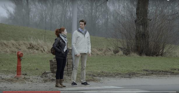 """Michael René tager hovedrollen i kampagne for """"Sikker trafik"""" og støtter hjerteforeningens kampagne i årets hjertegalla 2016"""