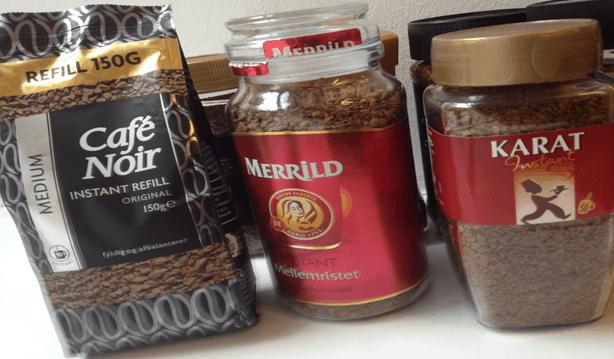 kaffe test