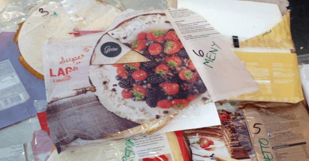 Søndagsavisen: Smagstest af lagkagebunde