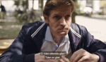Michael René i reklamefilm for Tulip Pålækker