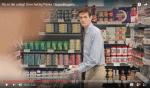 Michael René i reklamefilm for SuperBrugsen – Skrabeæg