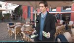 Tv2 Lorry: Fødevareekspert Michael René tester plantefiber-bøffer i Nyhavn