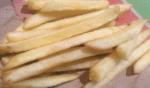 BT: Smagstest af pomfritter